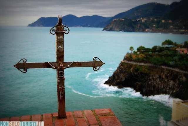 Manarola, Cinque Terre, Liguria, Italia