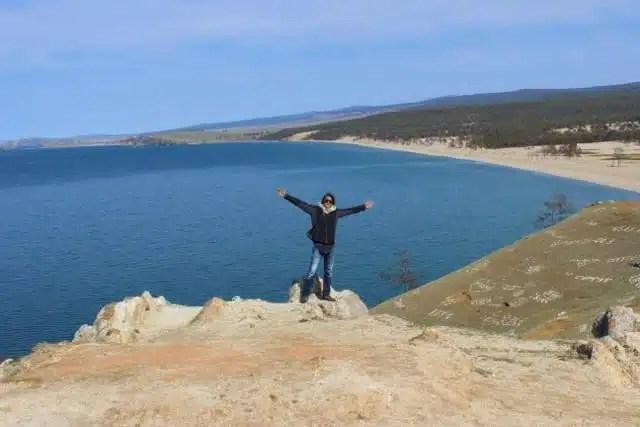 Trip therapy - Lago Baikal Russia