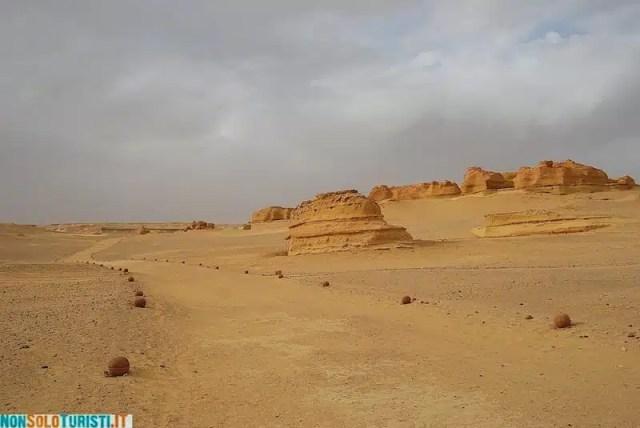 Wadi el Hitan, Egitto