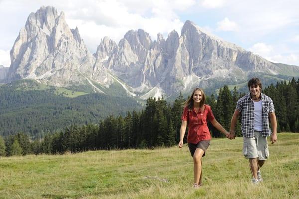Dolomiti - Alpe di Siusi, Italia