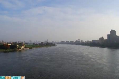 Nilo - Il Cairo, Egitto