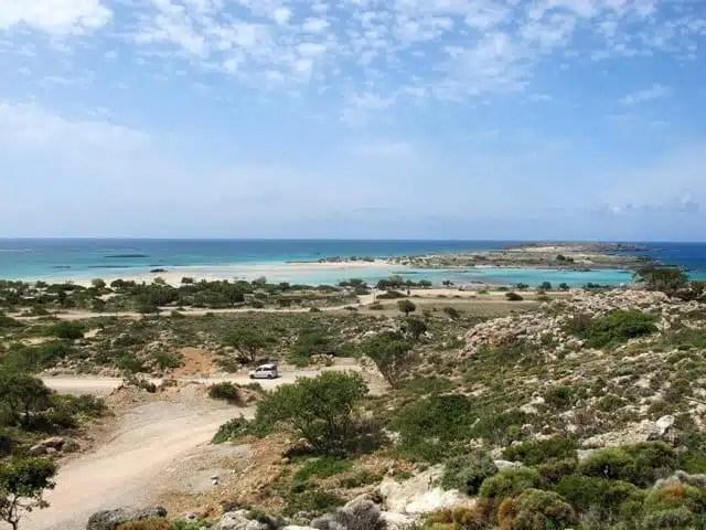 Elafonisi, Crete, Greece