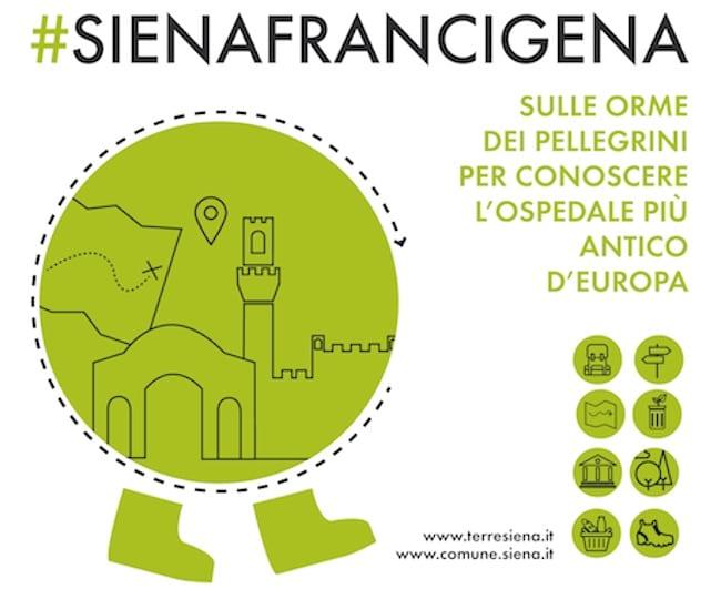 #sienafrancigena