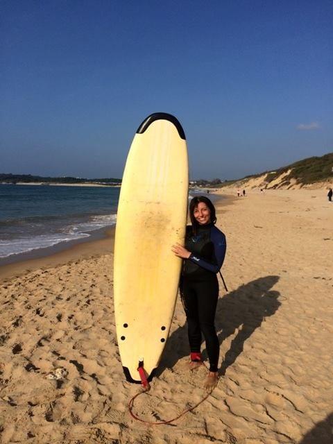 surf santander