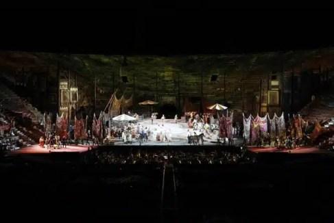 La Carmen - Tweet Seats Arena di Verona 2014 - Foto Ennevi