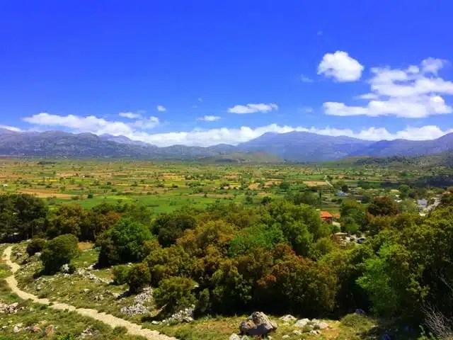 Altopiano Lasithi - Creta, Grecia