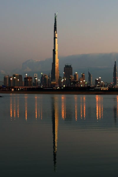 Burj Khalifa - Dubai, EAU