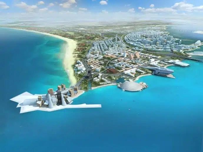 Cultural District - Abu Dhabi