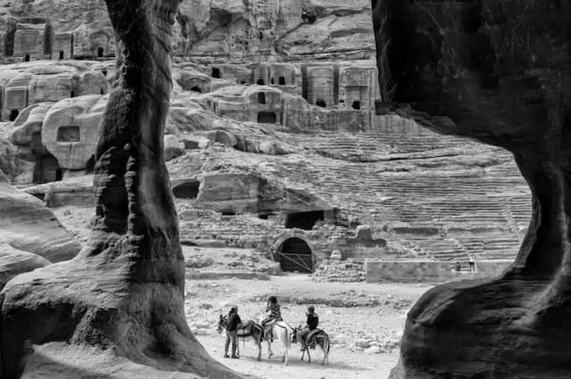 Petra, Giordania