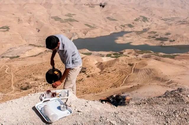Wadi Mujib - Giordania