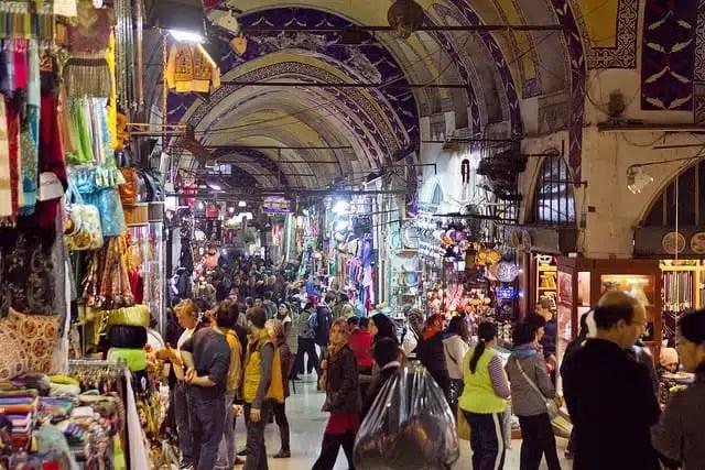Fatih, Gran Bazar - Istanbul, Turchia