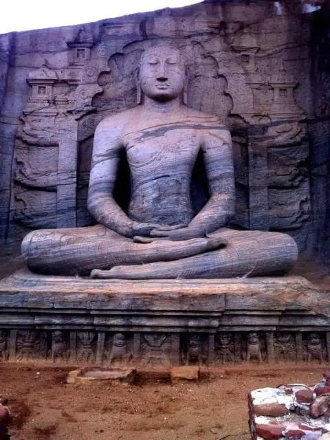 Gal Vihara - Polonnaruwa, Sri Lanka