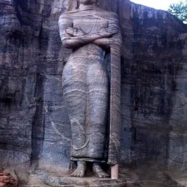 Gal Vihara, Polonnaruwa - Sri Lanka