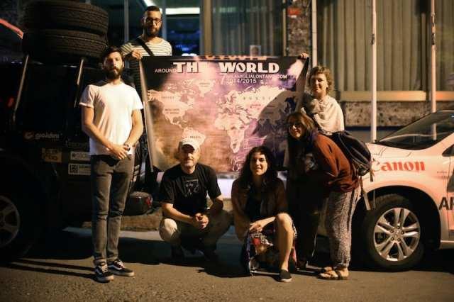 7MML Around The World 2014-2015