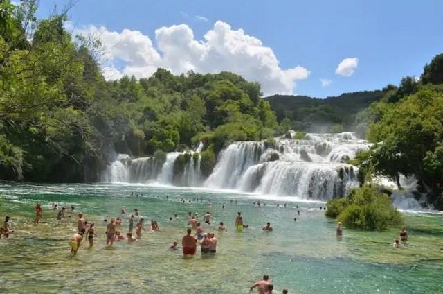 Parco Nazionale della Cherca - Croazia
