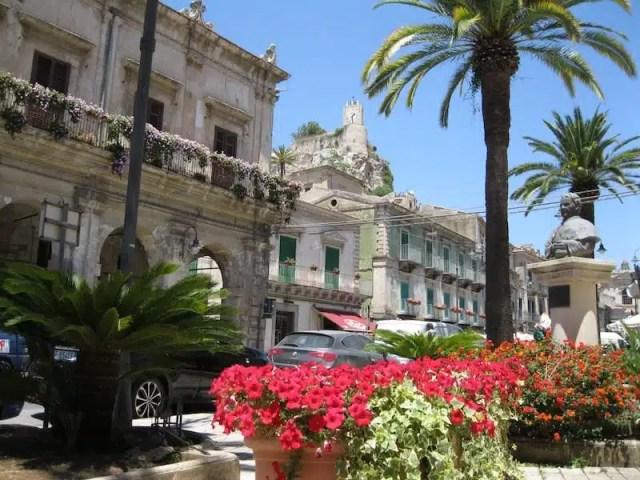 Modica, Sicilia, Italia