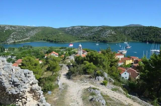 Skradin, Croazia