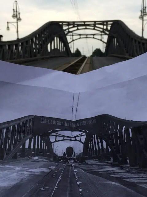 Bösebrücke - Berlino, Germania