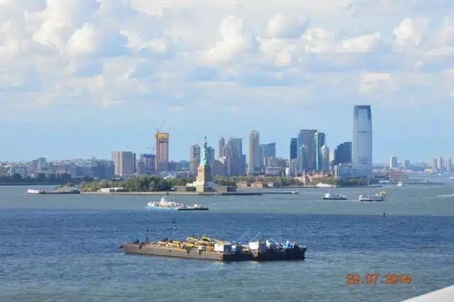 Crociere transatlantiche - Ellis Island, New York City, USA