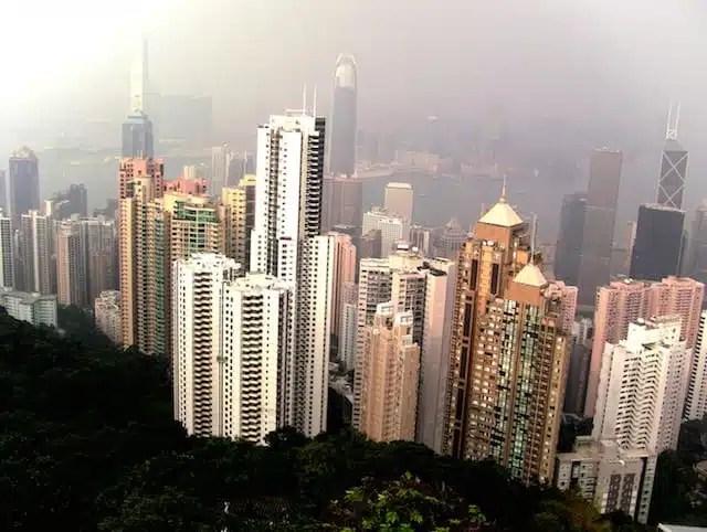 Hong Kong, Cina