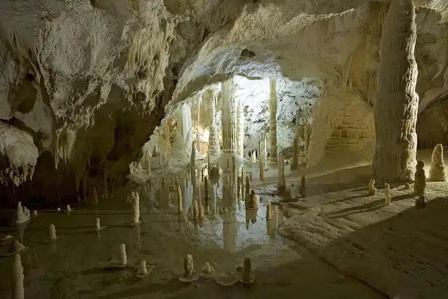 Grotte di Frasassi - Marche, Italia