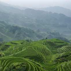 7MML Around The World - Longsheng, Cina