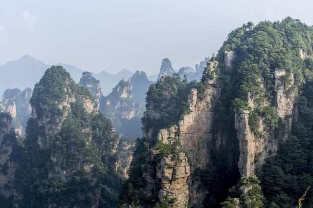 7MML Around The World - Zhangjiajie, Cina