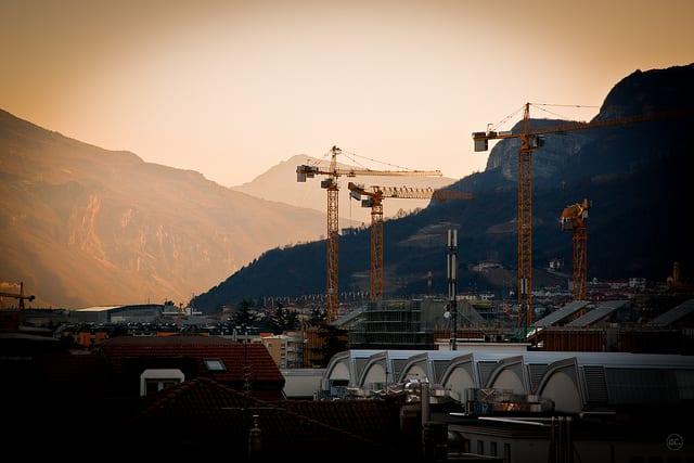 Le Albere, Trento, Italia