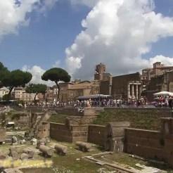 Fori Imperiali - Roma, Italia