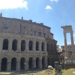 Teatro Marcello - Roma, Italia