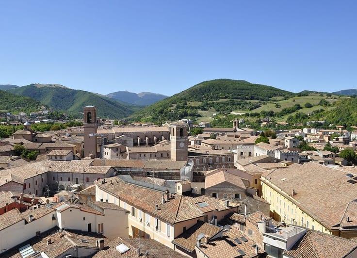 Fabriano, Marche (foto by fabrianoturismo.it)