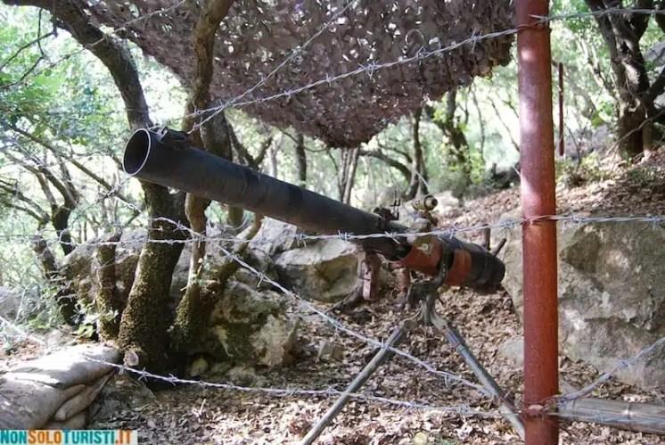 Mleeta Resistance Tourist Landmark, Libano