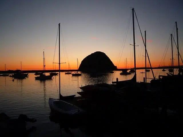 Morro Bay, California, USA