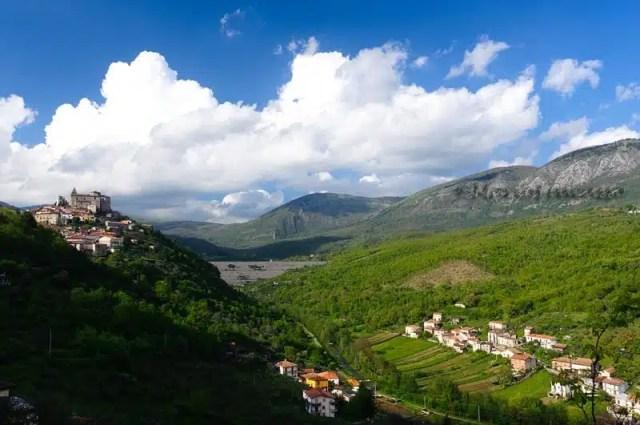 Parco Nazionale dell'Appenino Lucano - Basilicata, Italia