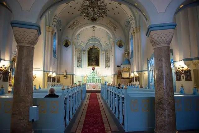 Chiesa Blu - Bratislava, Slovacchia