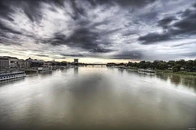 Danubio - Bratislava, Slovacchia