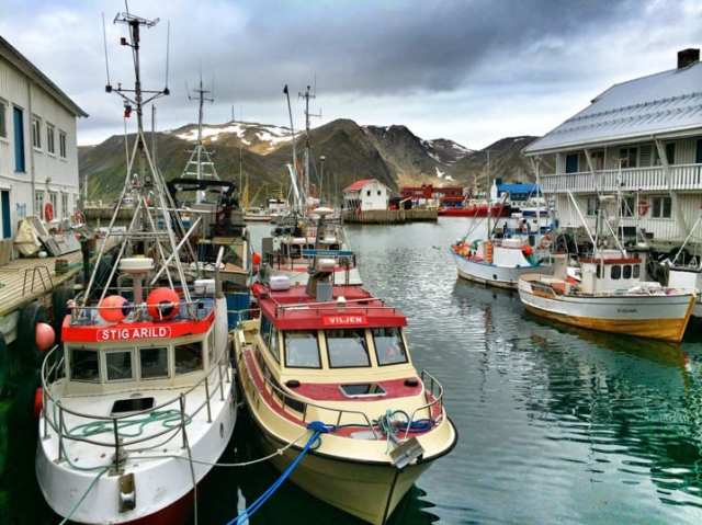 Honningsvåg - Norvegia del nord