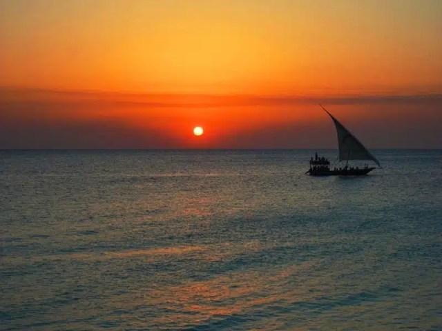 Dhow - Zanzibar, Tanzania