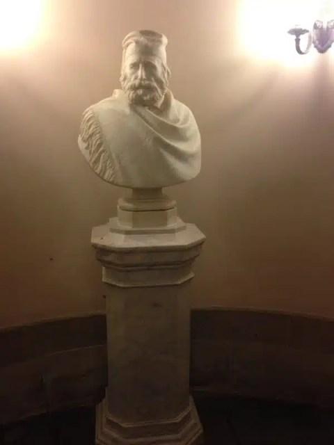 Garibaldi, Campidoglio - Washington DC, USA