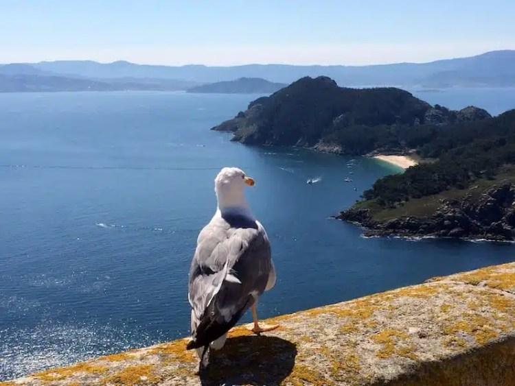 Isole Cíes - Galizia, Spagna