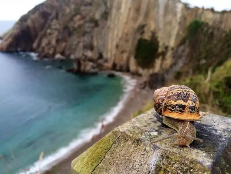 Playa del Silencio - Asturia, Spagna