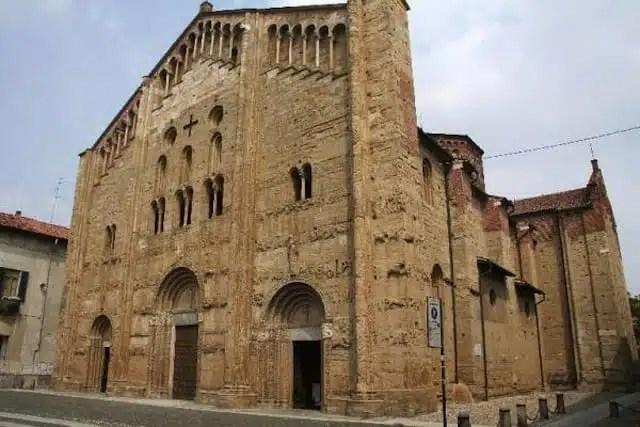 Basilica of Saint Micheal the Major - Pavia, Italy