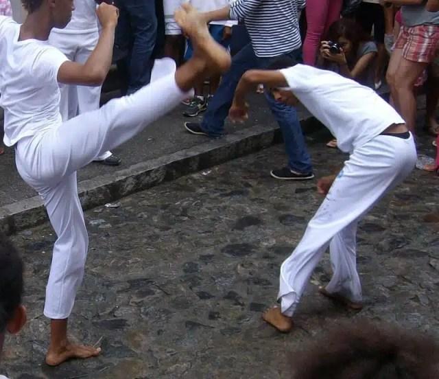 Capoeira - Salvador, Bahia, Brasile