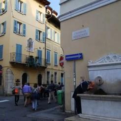 Contrada Santa Croce - Brescia, Italia