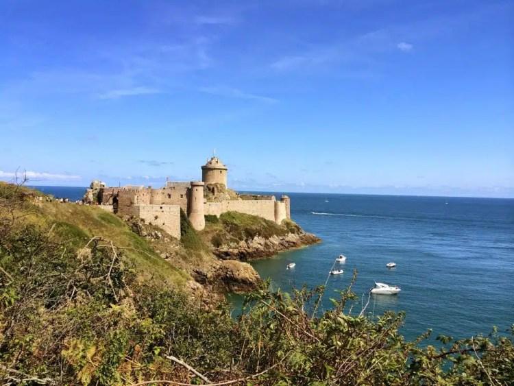 Fort La Latte, Bretagna