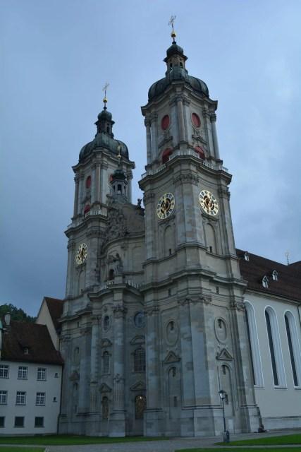 La Cattedrale di San Gallo - Svizzera