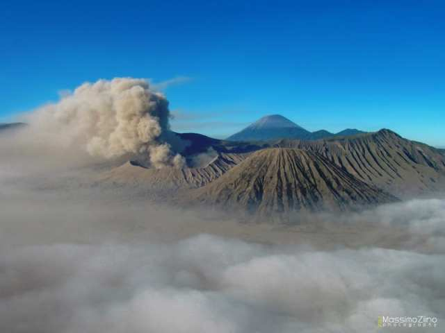 Vulcano Bromo - Isola di Java, Indonesia