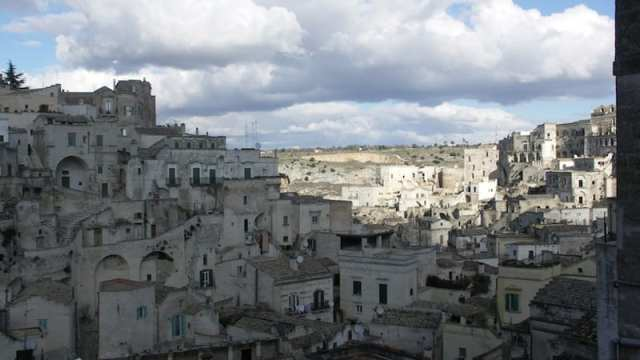 Matera, Basilicata, Italia