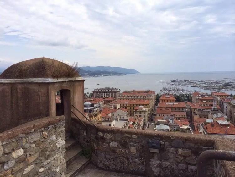 Fortezza museo La Spezia