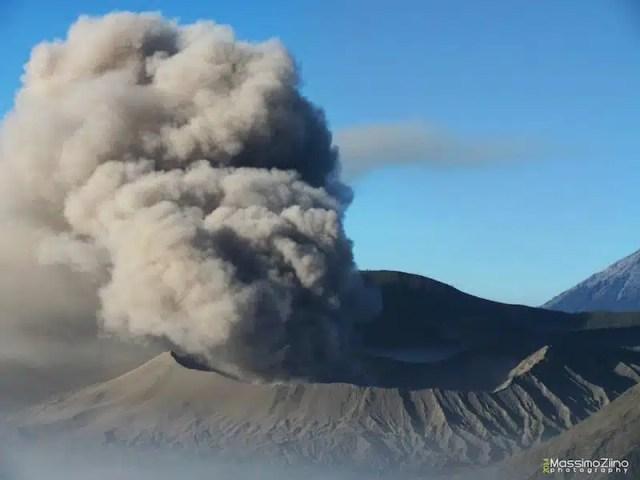 Vulcano Bromo - Isola di Java, Indonesia